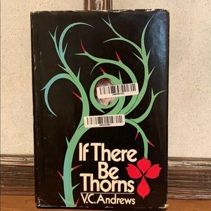 1981 If There Be Thorns V.C. Andrews Book